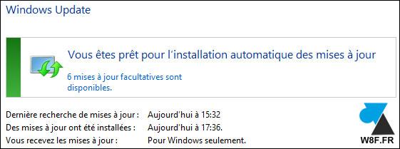 tutoriel Windows 8 8.1 Update mise à jour