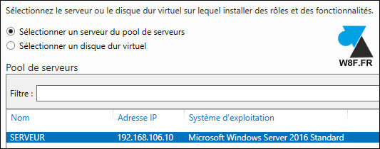 windows server 2016   cr u00e9er un domaine active directory