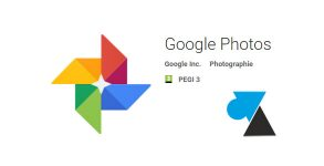 Google Photos Android logo