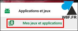 tutoriel mise à jour application Android Google Play Store