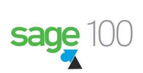 logo Sage 100 100c