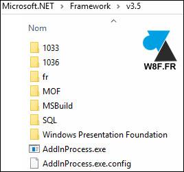 NET Framework Windows Microsoft