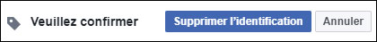 tutoriel supprimer identification tag Facebook FB