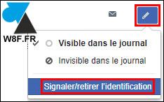 tutoriel supprimer identification tag Facebook FB