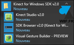 Kinect Studio SDK Windows