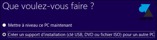 tutoriel télécharger installation Windows 10 Fall Creators Update 1709 gratuit