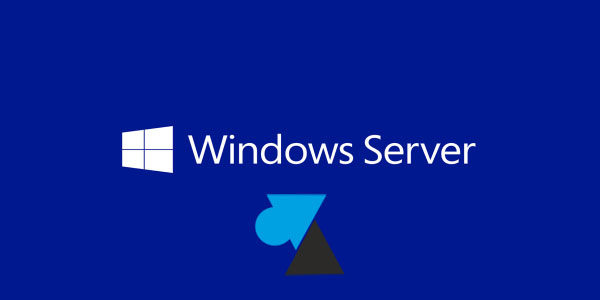 Windows Server Core : rejoindre un domaine