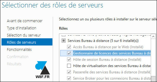 installer des cal rds sur windows server. Black Bedroom Furniture Sets. Home Design Ideas