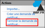 tutoriel Windows Server IIS certificat SSL