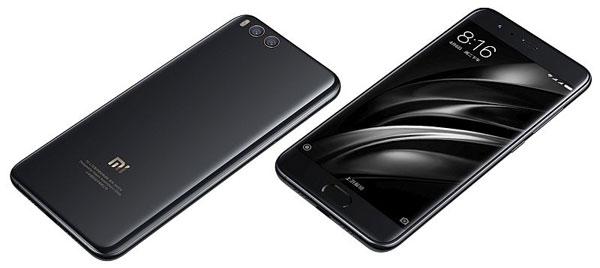 photo smartphone Xiaomi Mi 6 Mi6