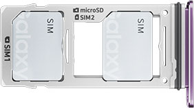 Samsung Galaxy S9 S9+ dual sim micro SD