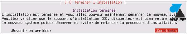 tutoriel installer Ubuntu Server 16 LTS