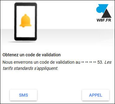 tutoriel Google mail Gmail mot de passe oublié