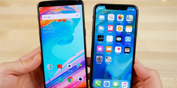 Les smartphones les plus utilisés en 2017