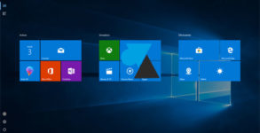 tutoriel Windows 10 Mode Tablette