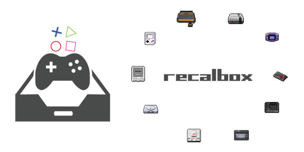 tutoriel recallbox os recallboxos raspberry pi