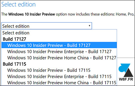 tutoriel Windows 10 Insider Preview