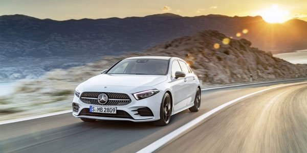 photo mercedes classe a 2018