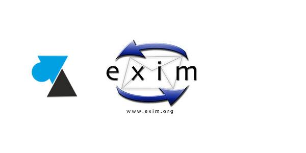 exim logo mail transfert agent server