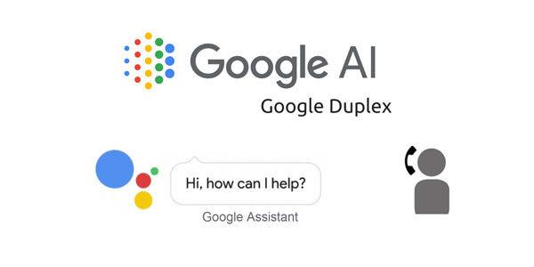 Démonstration de l'assistant vocal Google pour prendre des rendez-vous