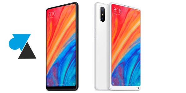 test smartphone Xiaomi Mi Mix 2S mix2s photo