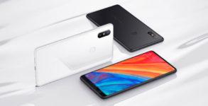 test photo smartphone Xiaomi Mi Mix 2S mix2s