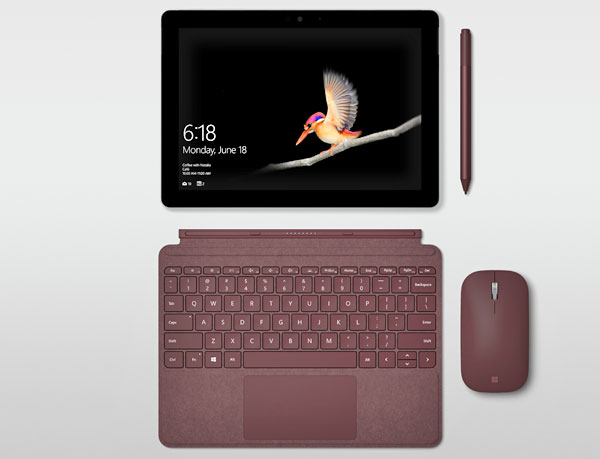 photo Microsoft Surface Go