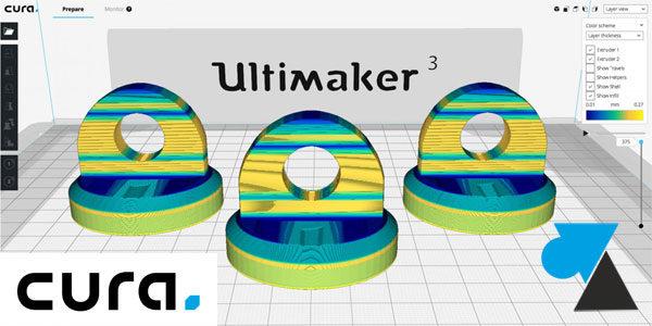 Cura : ajouter un profil de filament 3D