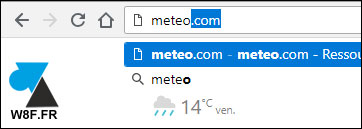 tutoriel Google Chrome supprimer historique site