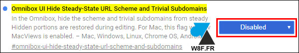 tutoriel Google Chrome sous domaine http https