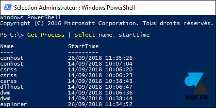 tutoriel uptime service Windows Server