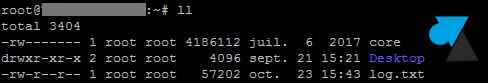 linux alias ll ls la bashrc ubuntu debian