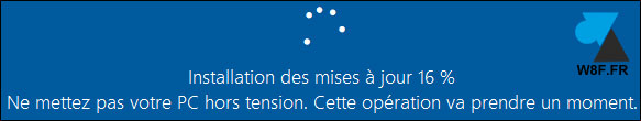 tutoriel mise à jour Windows 10 Update