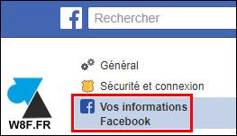 tutoriel fermer compte Facebook FB cloturer supprimer