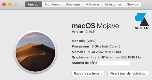 Apple macOS Mojave 10.14 1014