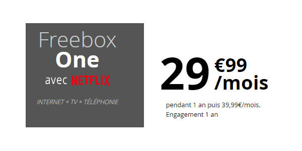 Présentation Freebox One