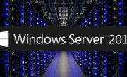 Installer Windows Server 2019