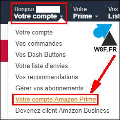 Abonnement Amazon Premium