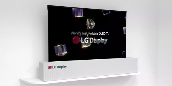 TV LG OLED rollable 65