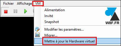 tutoriel vmware esxi vsphere 5.5 hardware version