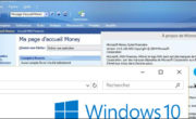 Installer Microsoft Money sur Windows 10