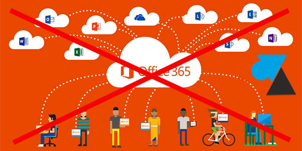 office 365 non nein Allemagne