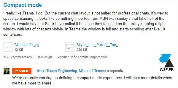 update Microsoft Teams nouvelles fonctions