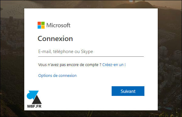 tutoriel se connecter mail Outlook Hotmail Xbox compte Microsoft