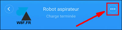 tutoriel Roborock aspirateur robot Xiaomi parametres