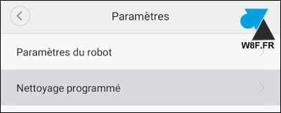 tutoriel roborock programmation
