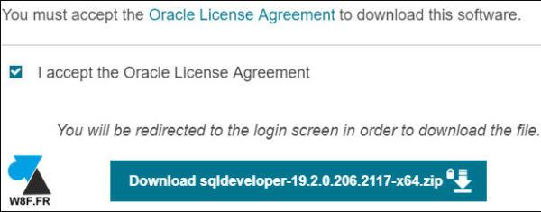 tutoriel Oracle SQL Developer telecharger gratuit download