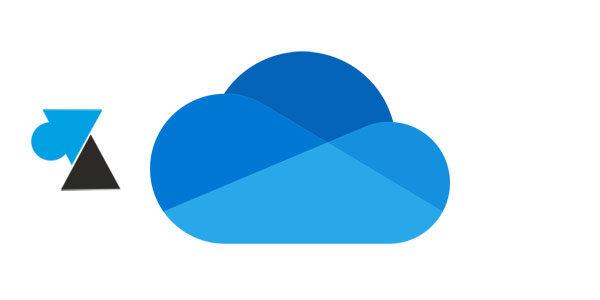 OneDrive : icônes de fichiers synchronisés