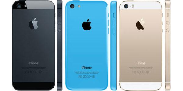 Différences iPhone 5 et 5s