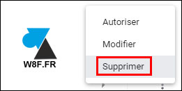 tutoriel Google Chrome supprimer notification
